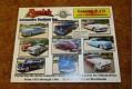 Katalog med nytillverkade delar för Oldsmobile 1935-60, 95 sidor