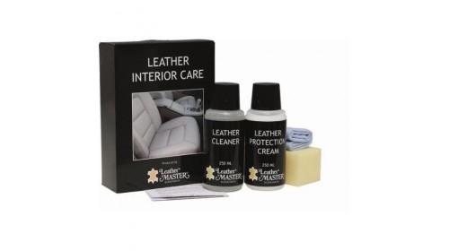 Lädervårdspack